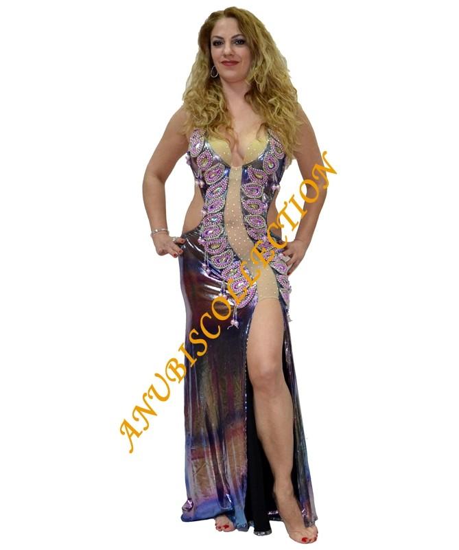 Vestido Afrah