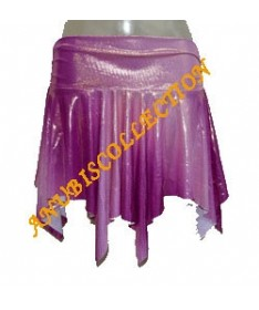 Mini falda licra